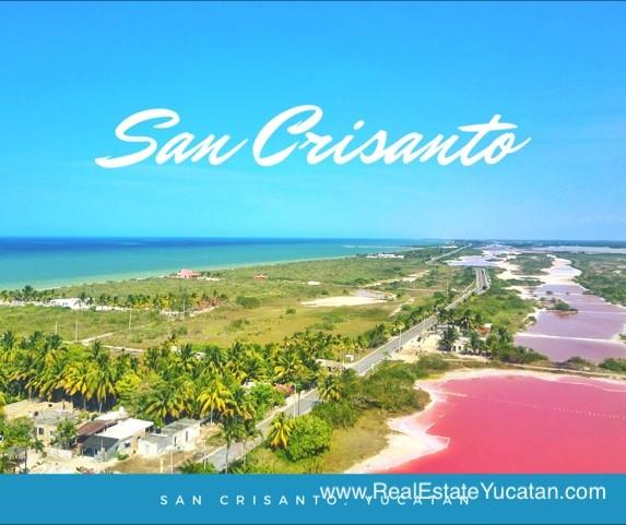 Oceanfront Condos In San Crisanto Yucatan Coast