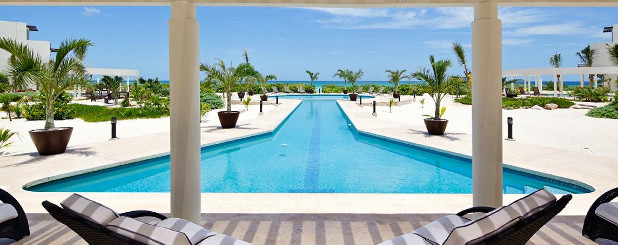 Apartment In Villas Wayak Yucatan Coast Yucatan Real