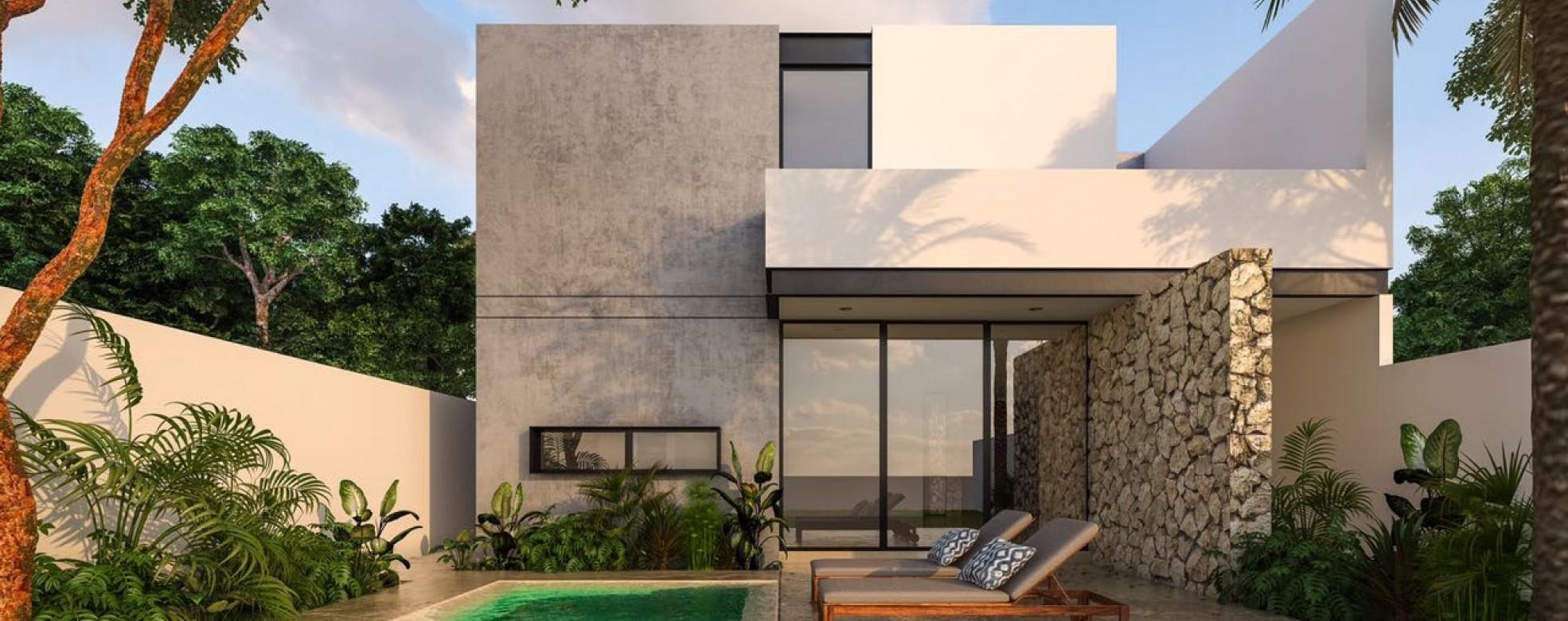 HOUSE TEMOZON NORTH MERIDA MEXICO | Yucatan Real Estate | We